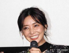 倉科カナ、インスタに笑顔ショットを投稿  「あなたは太陽です」励まされるファン続出