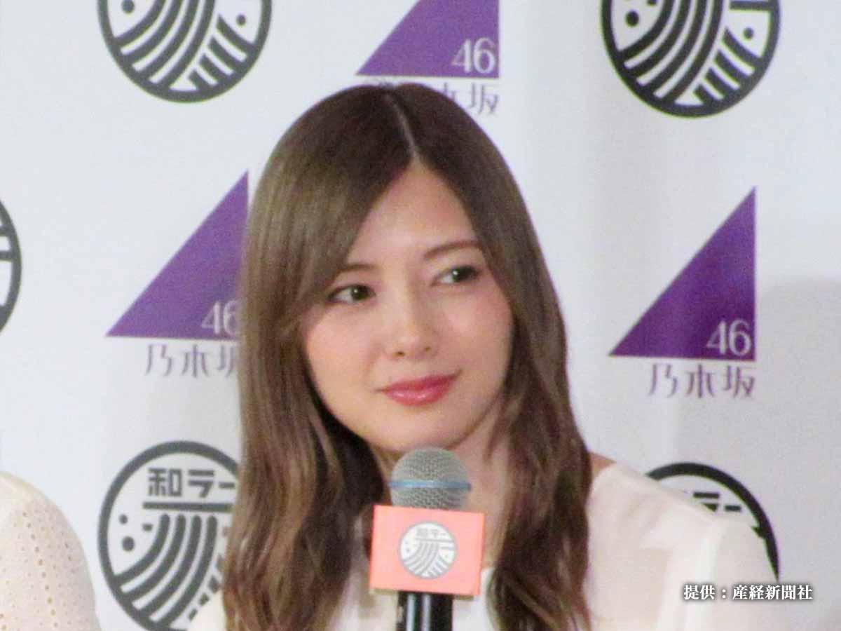 蜷川実花、「女神すぎる」白石麻衣を絶賛 「二人の写真集はよ!」ファンから期待の声