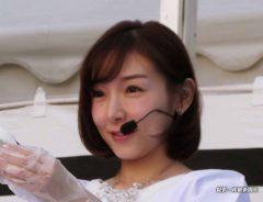 加護亜依、夏らしいミニボブヘアを公開 「ママとは思えない…」かわいさに驚き!