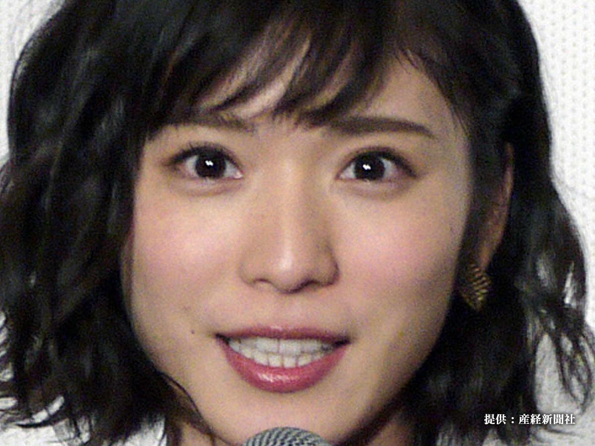 松岡 茉優 熱愛
