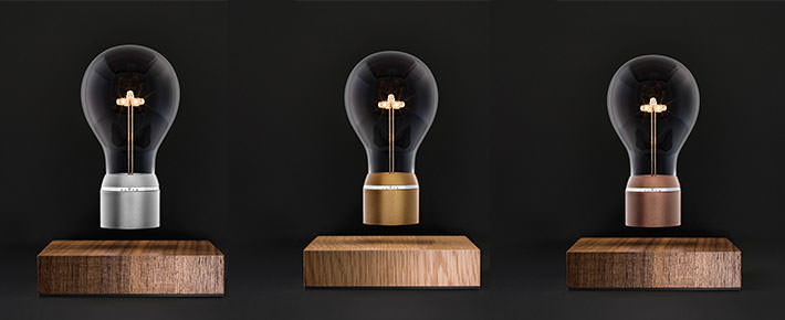 FLYTE 浮かぶLED電球
