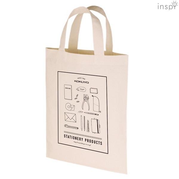 限定トートバッグ福袋。シンプルなので日常での使い勝手が良さそう。