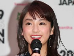 『2019ミス・ティーン・ジャパン』開催決定記者会見に出席した平祐奈さん 2018年