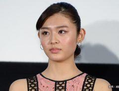 映画「一週間フレンズ。」初日舞台挨拶 古畑星夏=東京・新宿の新宿ピカデリー