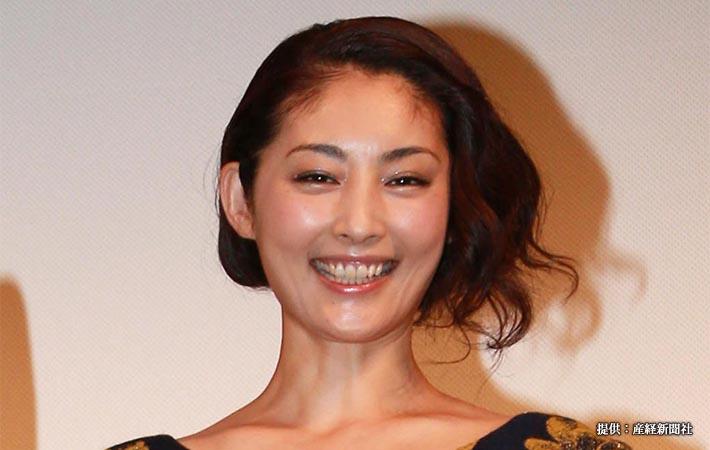 常盤貴子の現在に「キレイ」との声が続出! 夫・長塚圭史との結婚生活について聞かれると…
