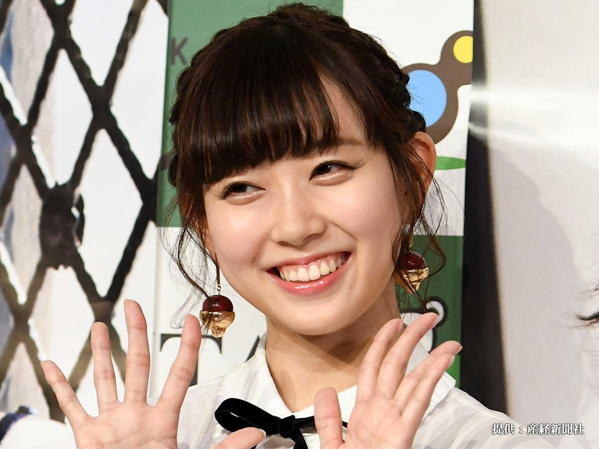 スタイルブック発売記念イベントの前に取材に応じた渡辺美優紀さん 2016年