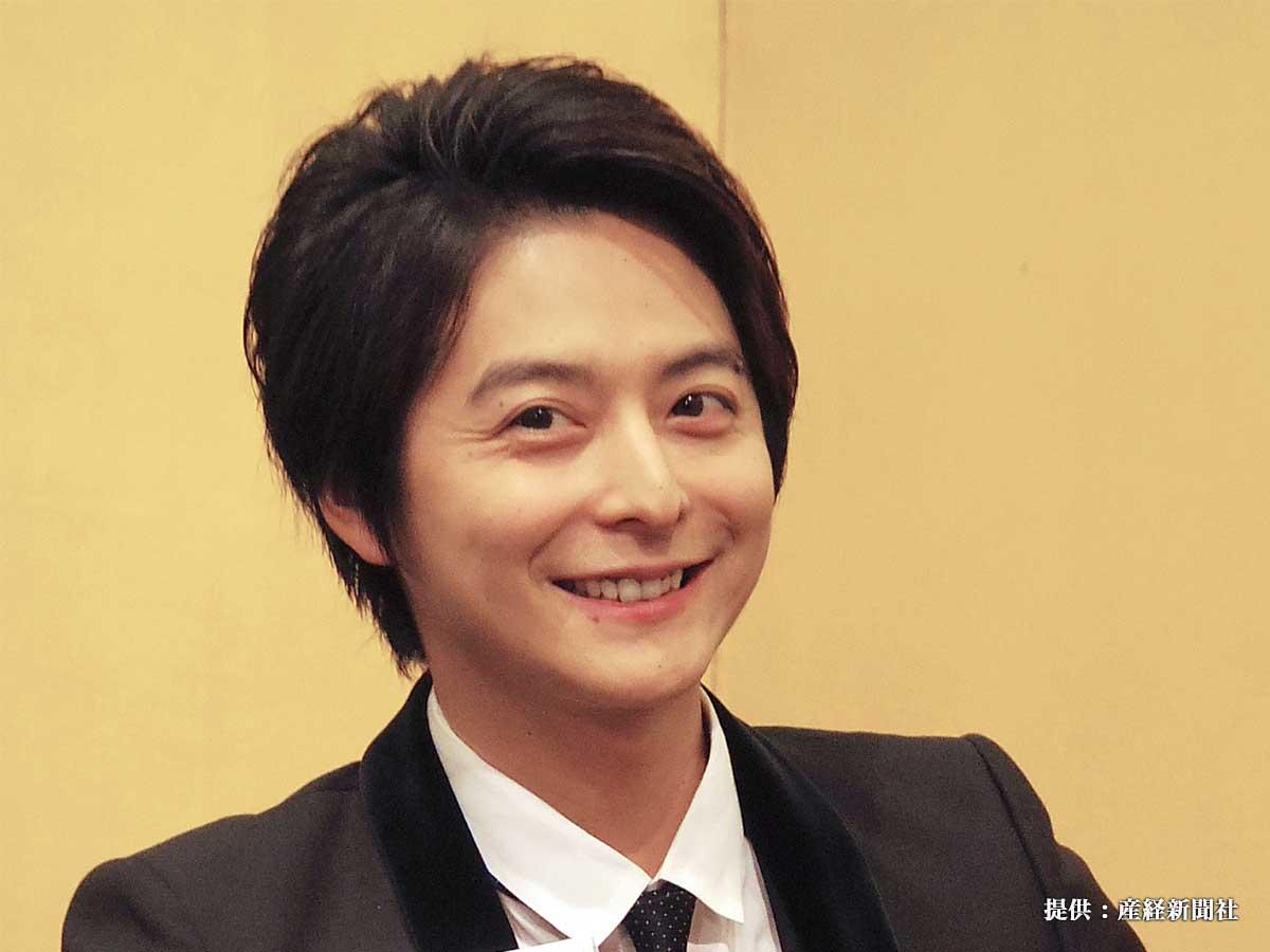『第42回菊田一夫演劇賞』の授賞式に出席した小池徹平さん 2017年