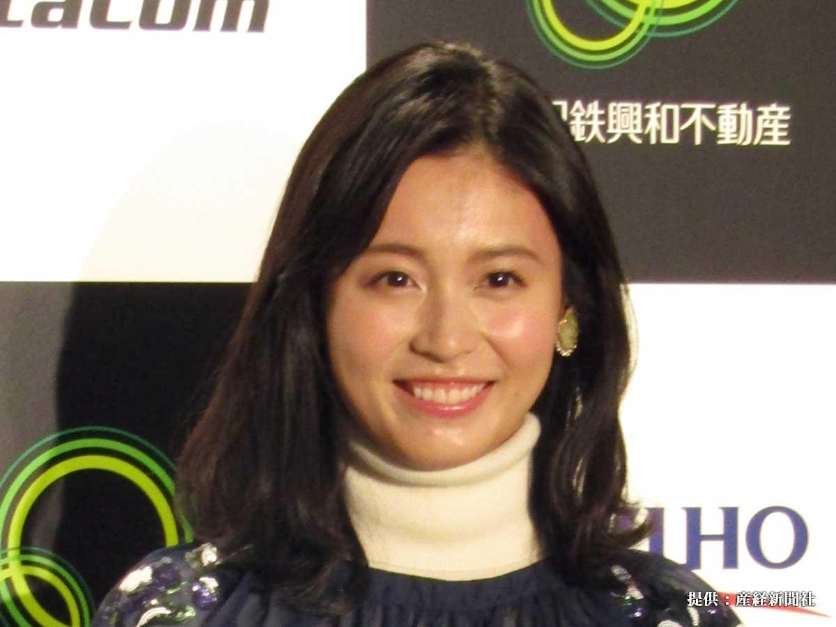 ショートフィルムイベントのオープニングに参加した本仮屋ユイカさん 2018年