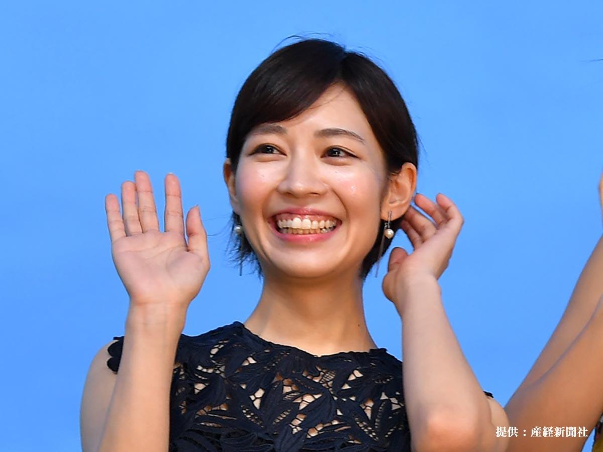 競馬大井 トークショーを行ったTCKイメージキャラクター吉谷彩子