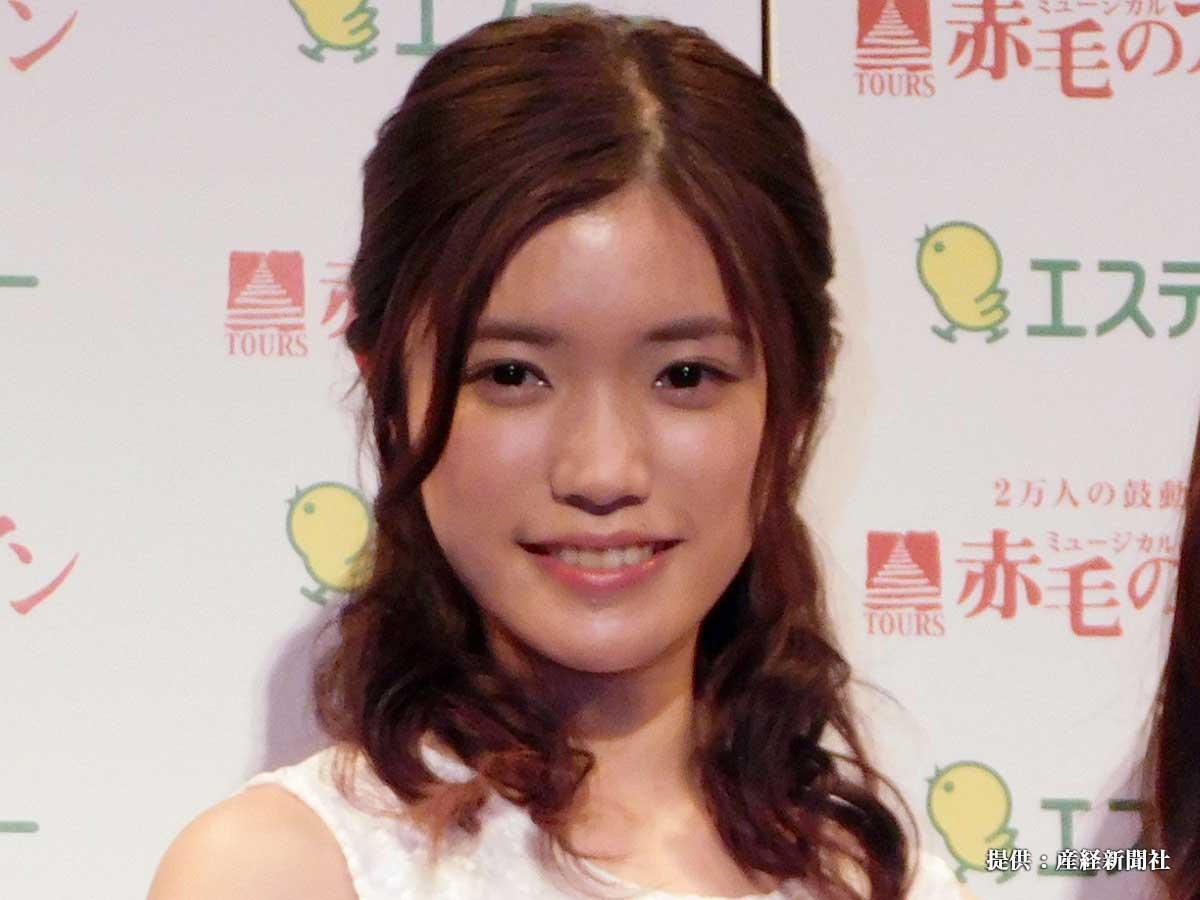 ミュージカル『赤毛のアン』の製作発表に出席した美山加恋 2018年