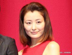 映画『無花果の森』一般完成披露試写会に出席した原田夏希 2014年