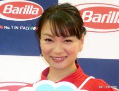 「イタリアパスタ料理教室」のイベントに参加した元モーニング娘。でタレントの保田圭