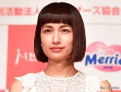 『第10回ベストマザー賞』授賞式に出席した佐田真由美 2017年