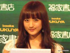 『プラチナボックス小松彩夏』を発売した小松彩夏 2013年