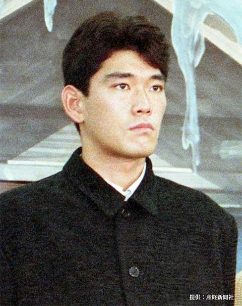 杉本哲太 1986年