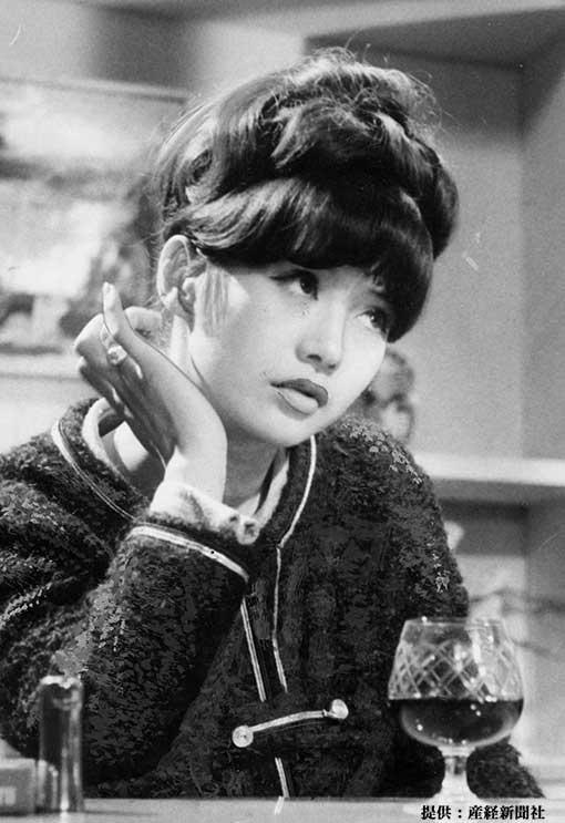 加賀まりこ 1964年