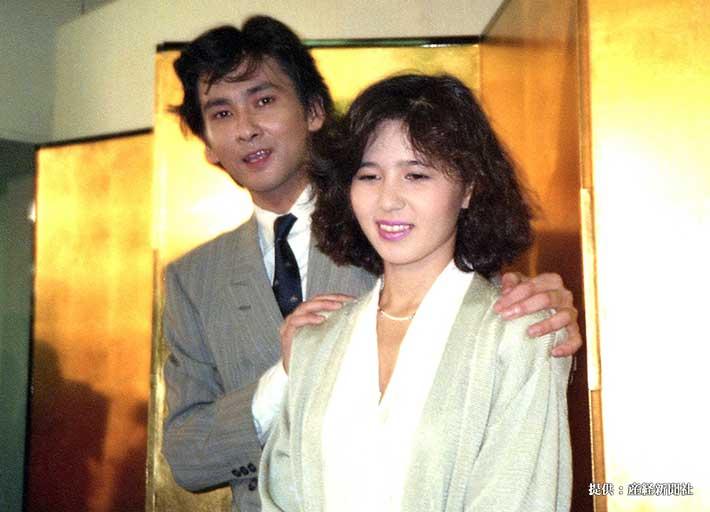 石野真子結婚