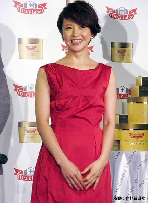 三浦理恵子 2015年