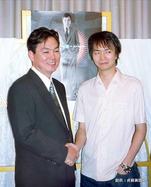 長塚圭史と妻・常盤貴子の馴れ初めは? 『バケモノの子』で声優も ...
