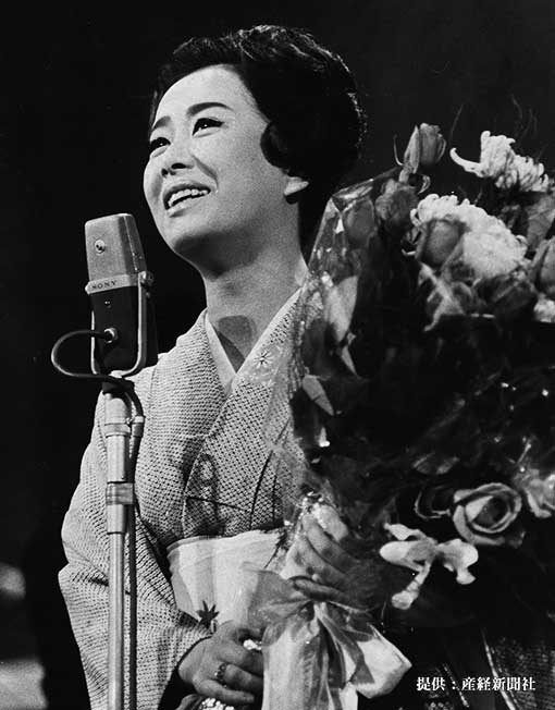 美空ひばり 1965年