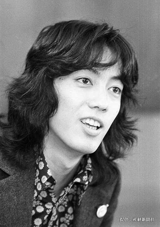 沢田研二 1971年