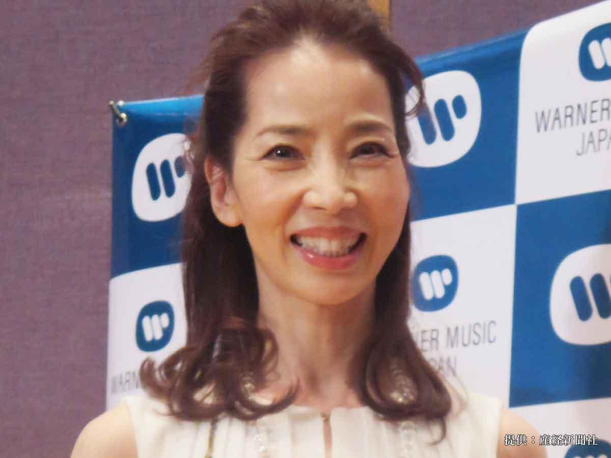 ケイちゃんことピンクレディの増田惠子さんが新アルバム『愛唱歌』の発売記念イベント・握手会を開催