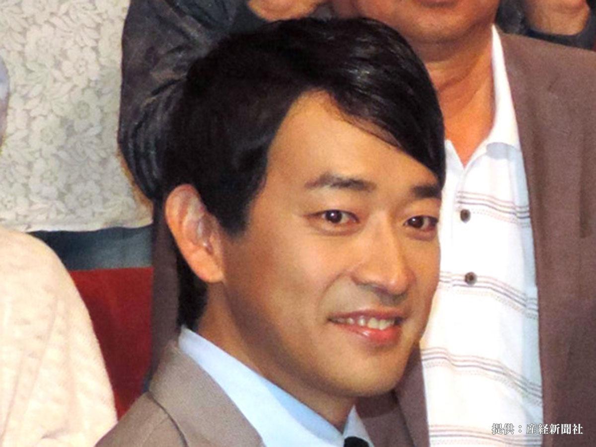 ドラマ「限界団地」制作発表に参加した迫田孝也
