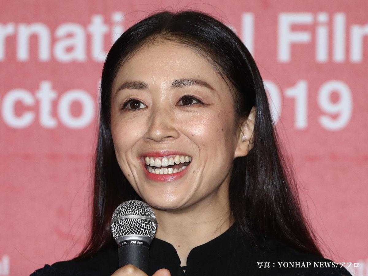 第24回釜山国際映画祭での中村優子さん