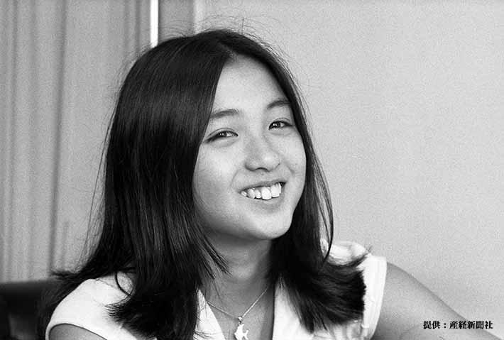 香坂みゆき 1977年