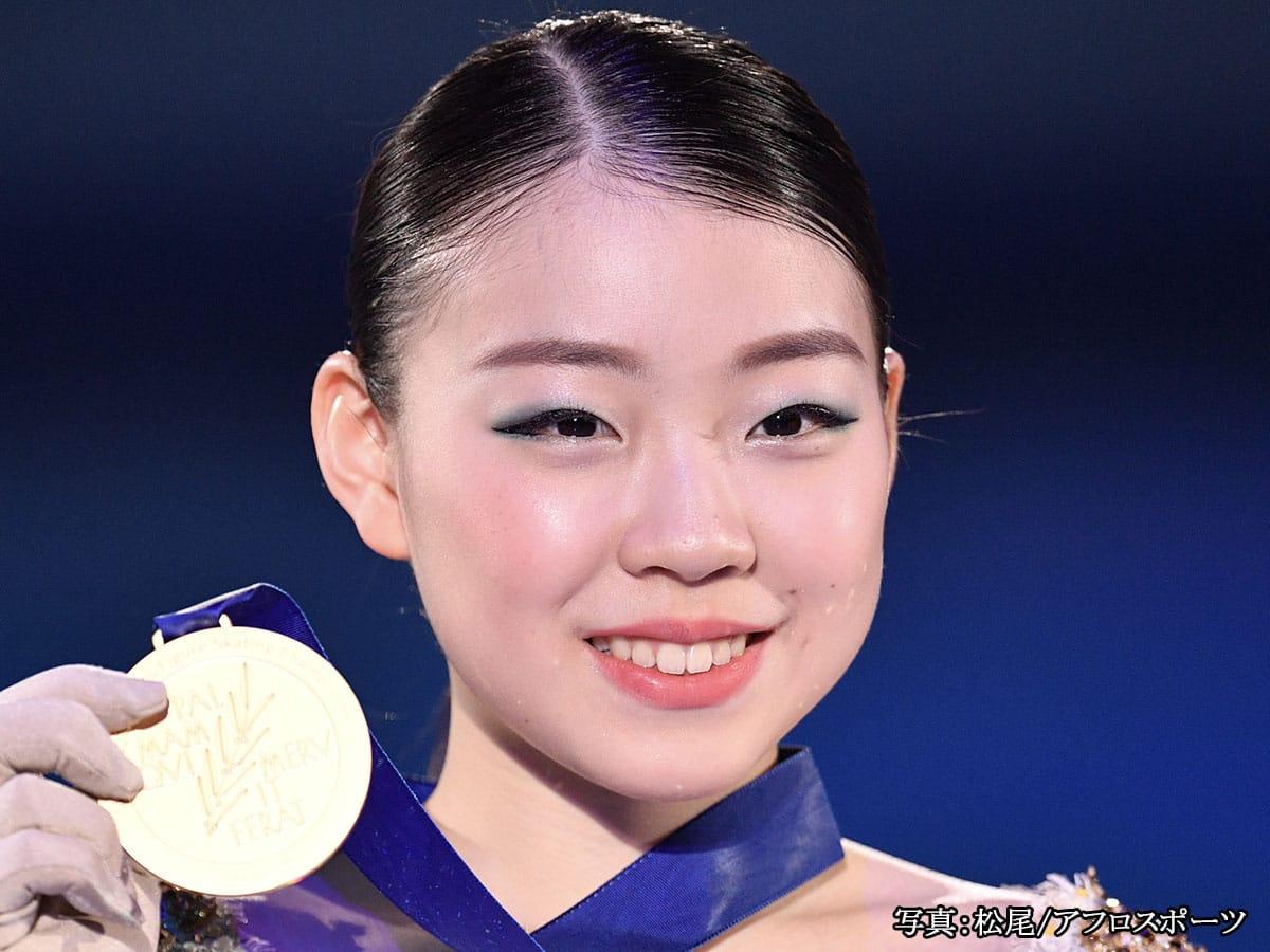 新フィギュア女王紀平梨花のプロフィールについて!これまでの成績や得意技は?