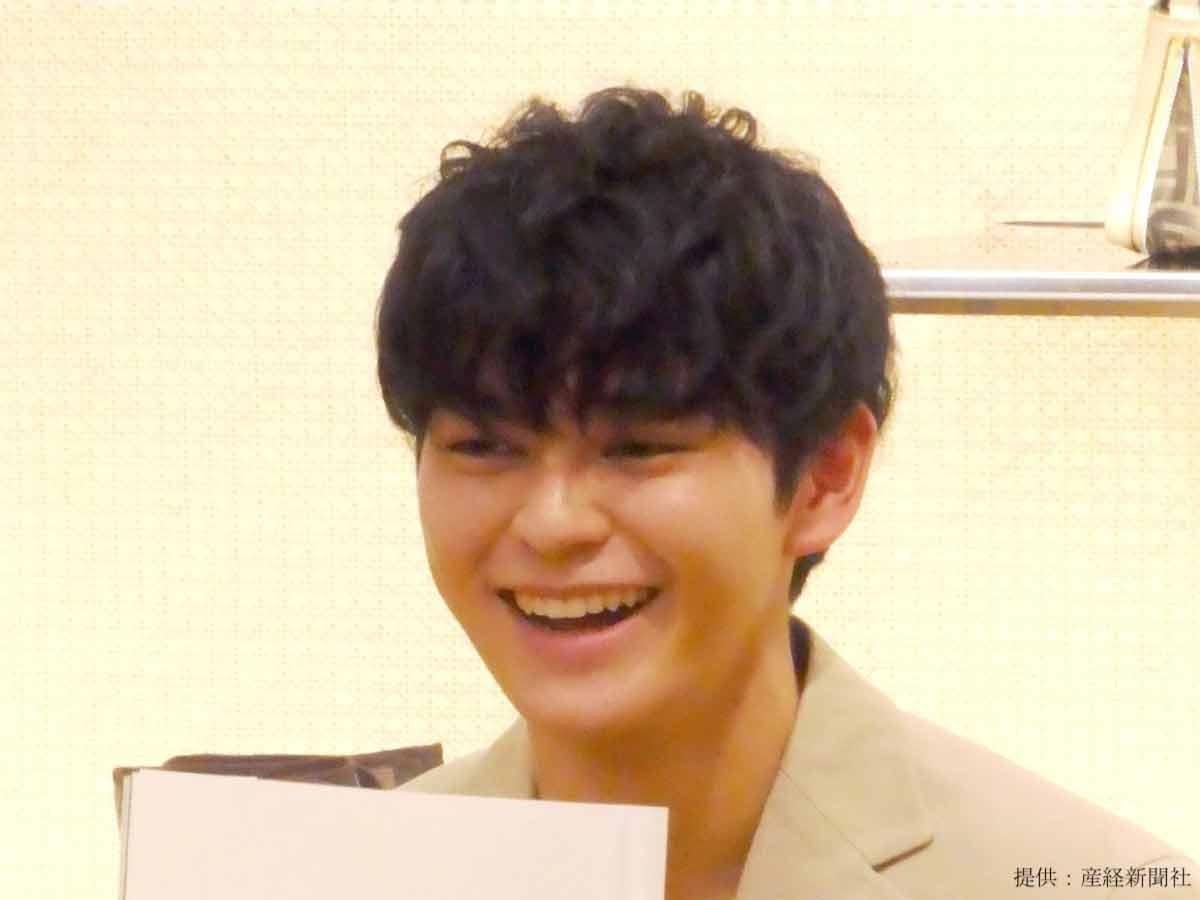 眞栄田郷敦はドラマでラグビー部員を熱演 高校ではサックス奏者だった