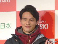岡田健史はインスタを俳優デビューした中学聖日記終了後に開始! 有村架純のインスタにも登場!