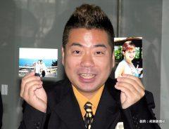 出川哲朗が妻からもらった手紙に「泣ける…」 子供やプロポーズについてチェック