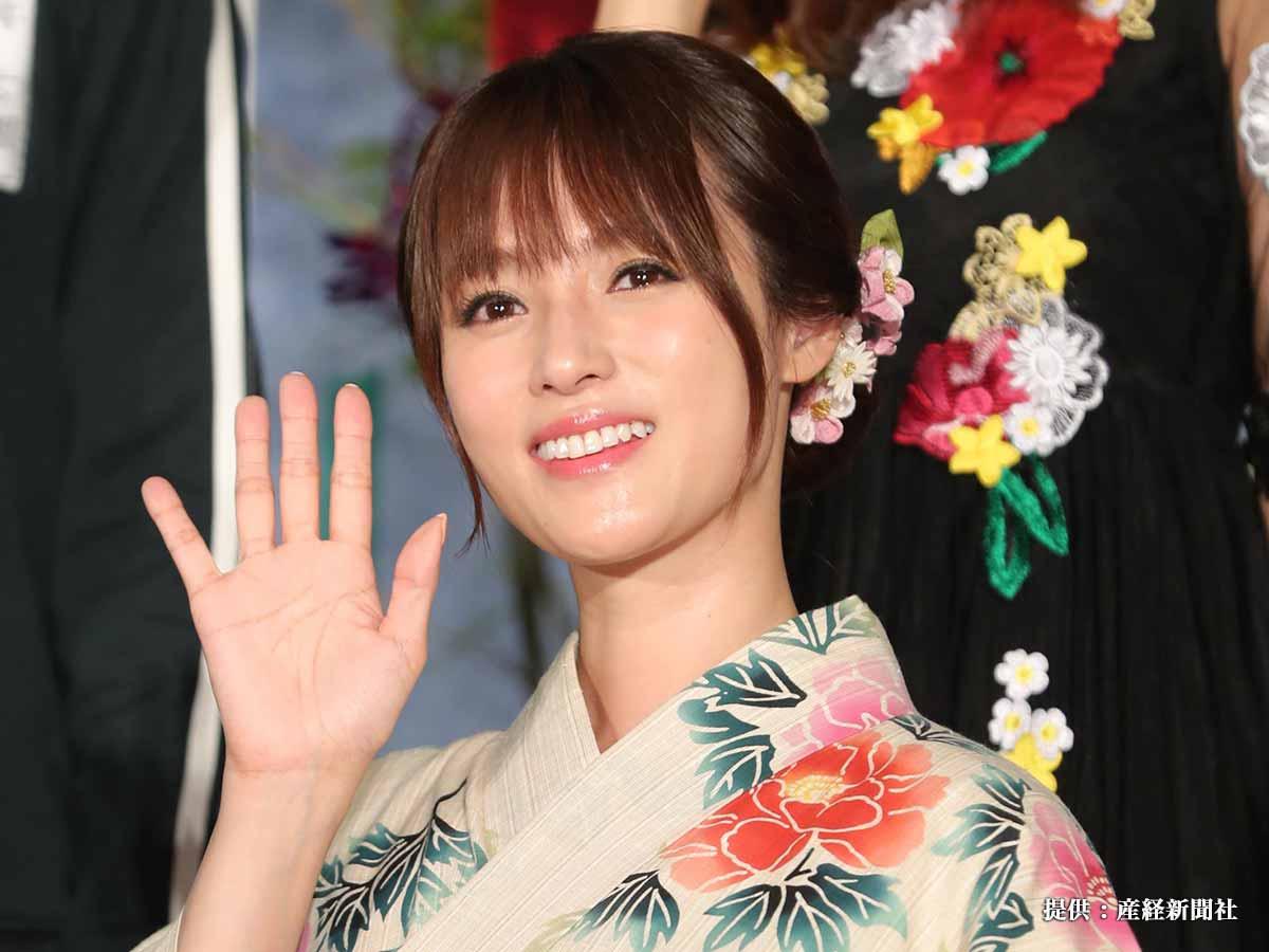 深田恭子は若い頃から美しい! 13歳から現在までを画像で紹介!