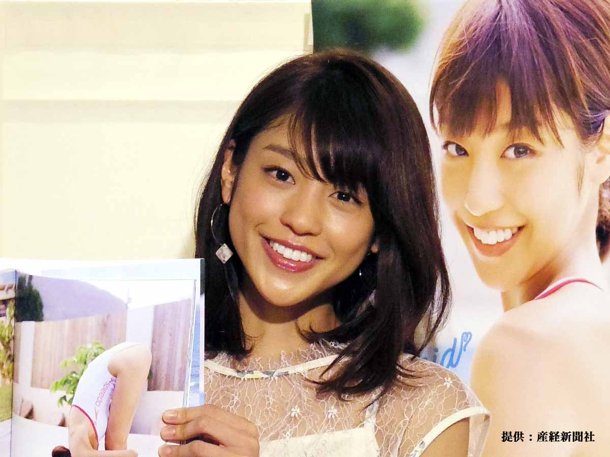 岡副麻希が結婚について語ったことに驚き! 明かした好きな男性のタイプとは?