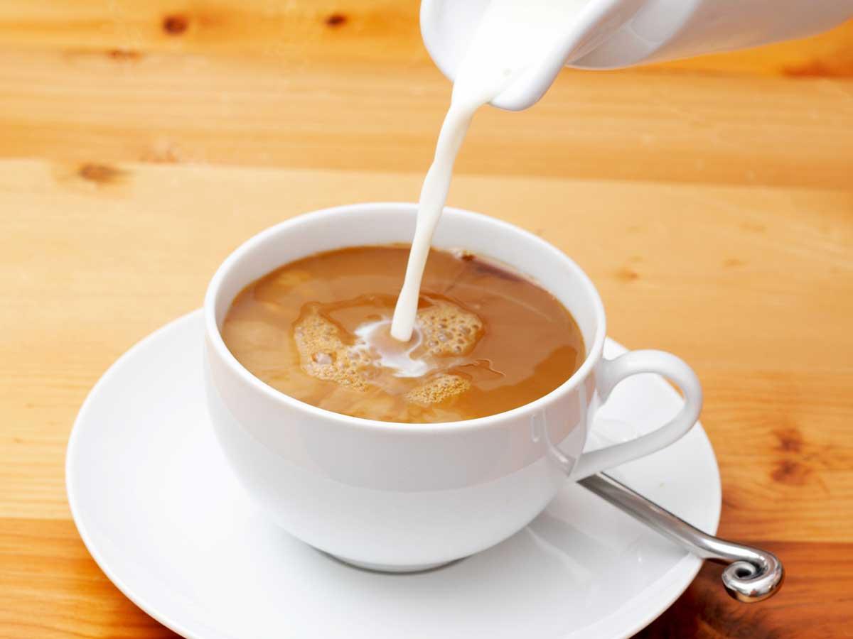 カフェオレとカフェラテでこんなに違う! ベースのコーヒーや牛乳の分量