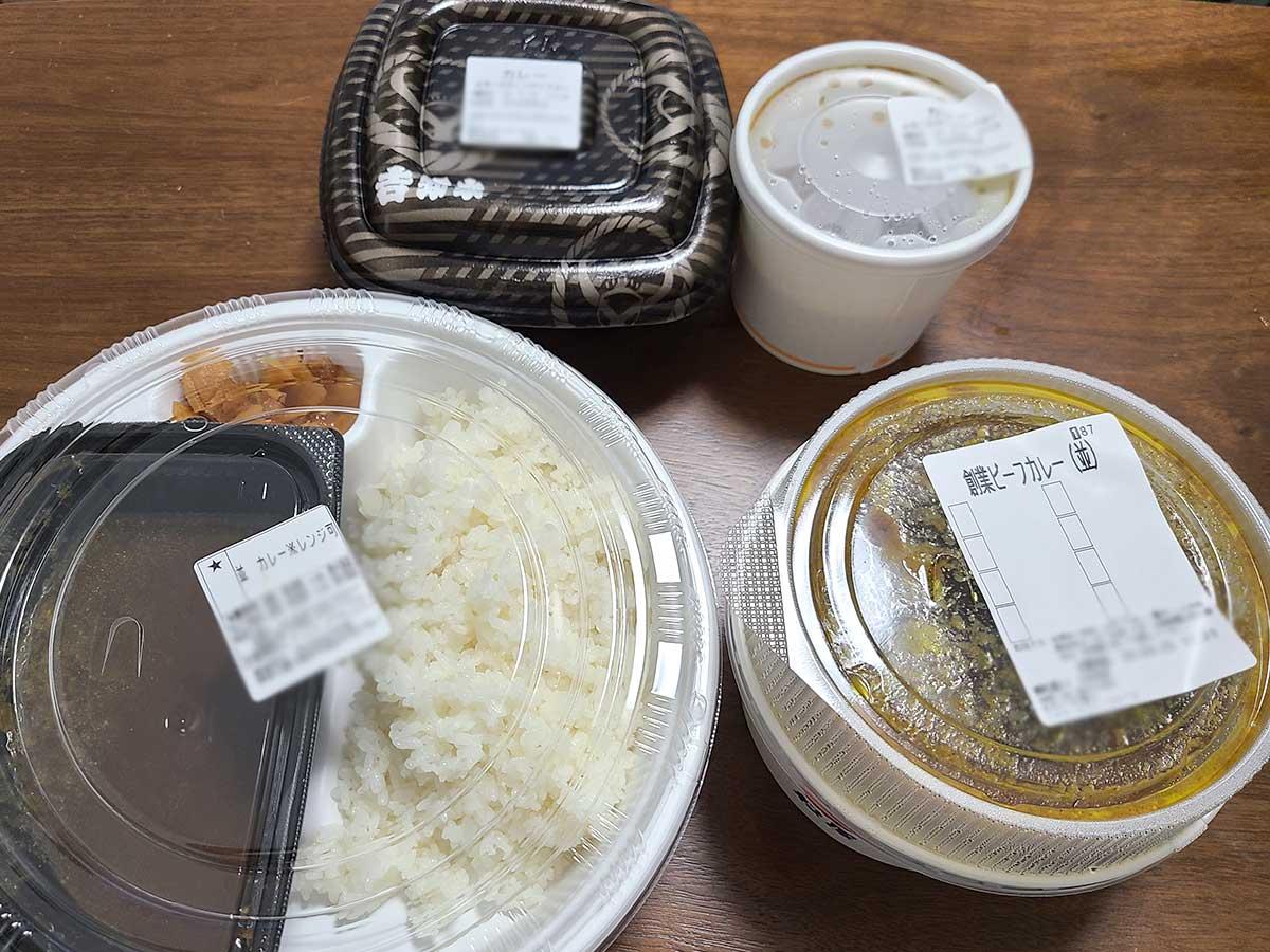 吉野家、松屋、すき家のカレーをまとめて食べ比べ! ルーのみで一番辛さが強いのは…