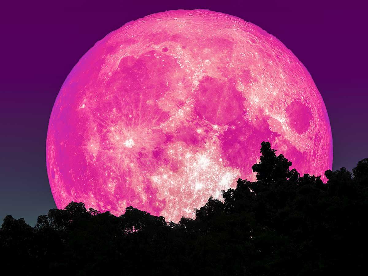 満月の名前で有名な『ブルームーン』って何? 12か月ごとの月の呼び名や由来まとめ
