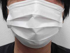 マスクの裏表ってどっちだっけ? 正しい着け方や見分け方