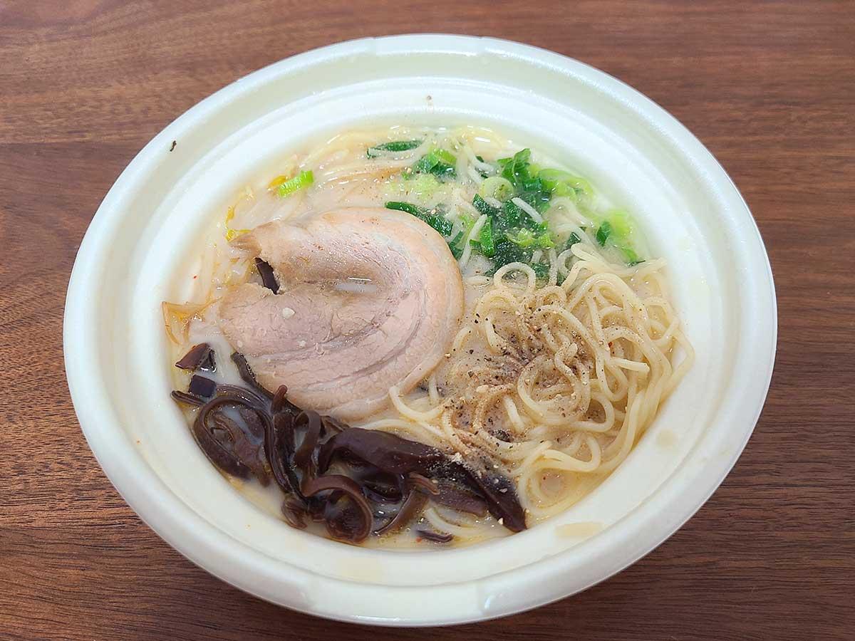 セブンイレブンの麺はおいしい? 『一風堂監修』のラーメンのおすすめの作り方や食べ方は?