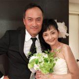 がん治療の日々の中 渡辺謙さん夫妻結婚10周年を祝いサプライズで披露宴