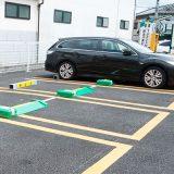 駐車場で『障がい者スペース』に、はみ出してはいけない理由が一発で分かる写真
