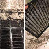 洗剤いらずで換気扇フィルターがピカピカ お掃除ライフハックに驚きの声